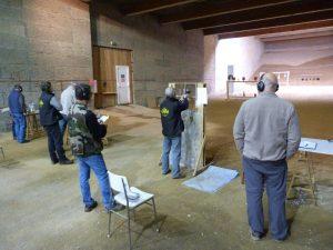 challenge pistolet revolver